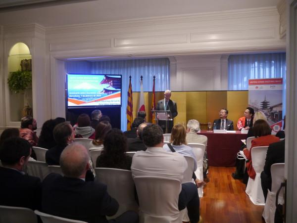 CEJEとJNTOが共同で経営幹部や管理職向けのセミナーを開催