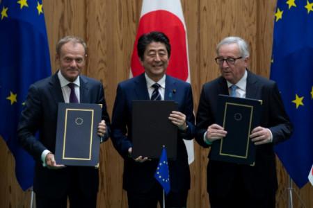 Jorge Lasheras, presidente de CEJE, opina sobre el acuerdo UE-Japón en ABC Empresa