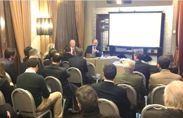 Éxito de asistencia en la conferencia sobre el Catexit organizada por CEJE