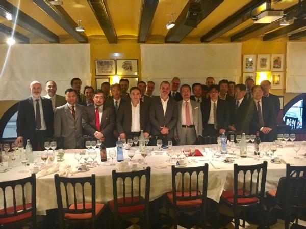 CEJE se reúne con Jaume Collboni para analizar la situación de las empresas japonesas en Barcelona