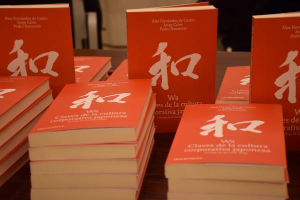 CEJE participa en la presentación del libro Wa, Claves de la cultura corporativa japonesa