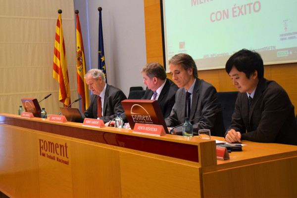 CEJE, al lado de las empresas españolas con intereses en Japón