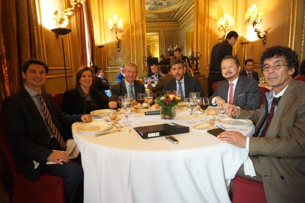 CEJE celebra una comida-coloquio  junto al Secretario de Estado de Presupuestos y Gastos para analizar el devenir económico de España y la influencia de la situación política
