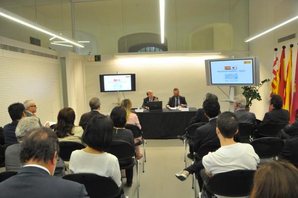 El embajador de España en Japón destaca las oportunidades de negocio para las empresas españolas en el mercado nipón