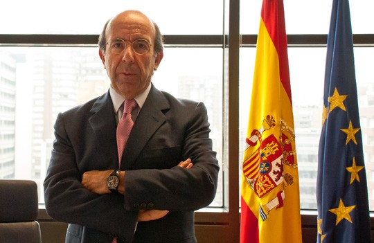 The Spanish Embassy in Tokyo is a new Honorary Member of CEJE