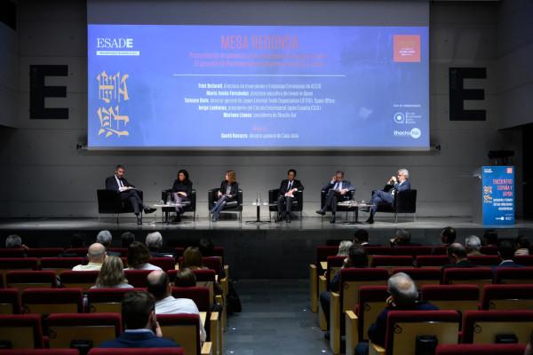 CEJE participa en el encuentro España-Japón, organizado por ESADE