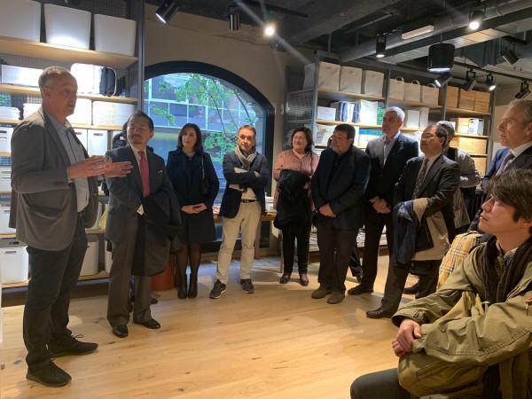 El Círculo Empresarial Japón España y MUJI organizan una jornada de networking entre la comunidad empresarial japonesa y española