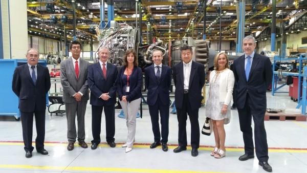 CEJE se reúne con Iberia con motivo de la nueva ruta directa entre Tokyo y Madrid