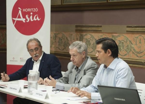 CEJE participa en las III Jornadas Empresariales Horitzó Àsia
