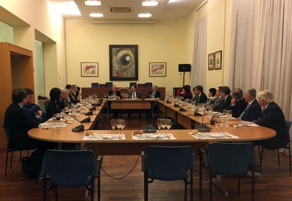 Nueva Junta Directiva de CEJE aprobada en la VI Asamblea General Ordinaria de la asociación