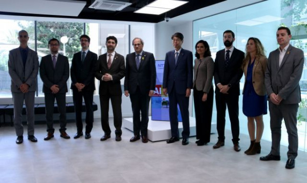 NTT Data opens its first European centre for artificial intelligence in Barcelona