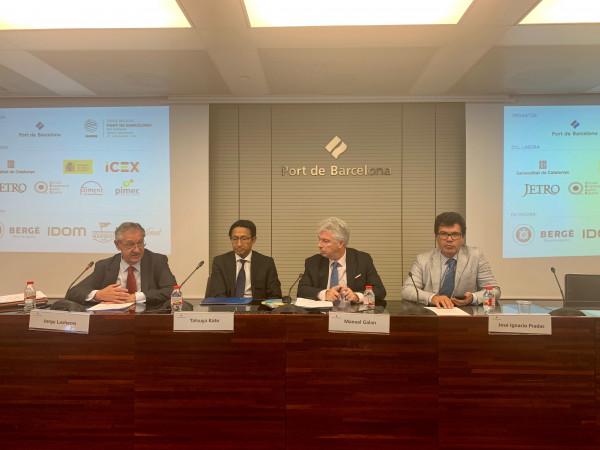 El Port de Barcelona y CEJE analizan las oportunidades de negocio que brinda el Acuerdo de Libre Comercio entre la Unión Europea y Japón