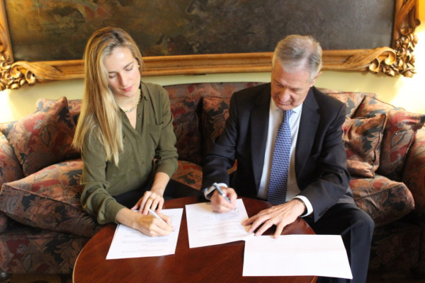 CEJE and ELITE SPAIN sign a collaboration agreement to promote business and economic relations between the two institutions and countries