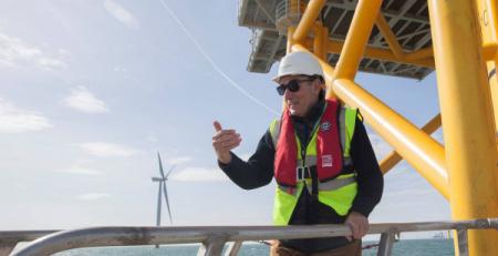 Iberdrola se asocia con Macquarie para crecer en renovables en Japón