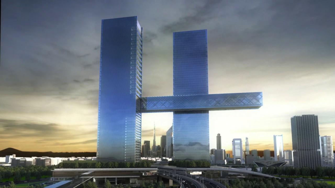 NIKKEN SEKKEI create a record-breaking design in Dubai