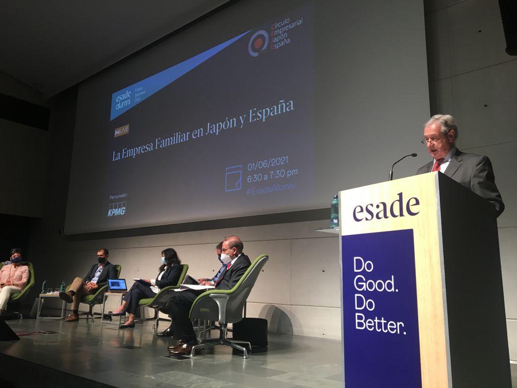家業は日本とスペインの発展の原動力です