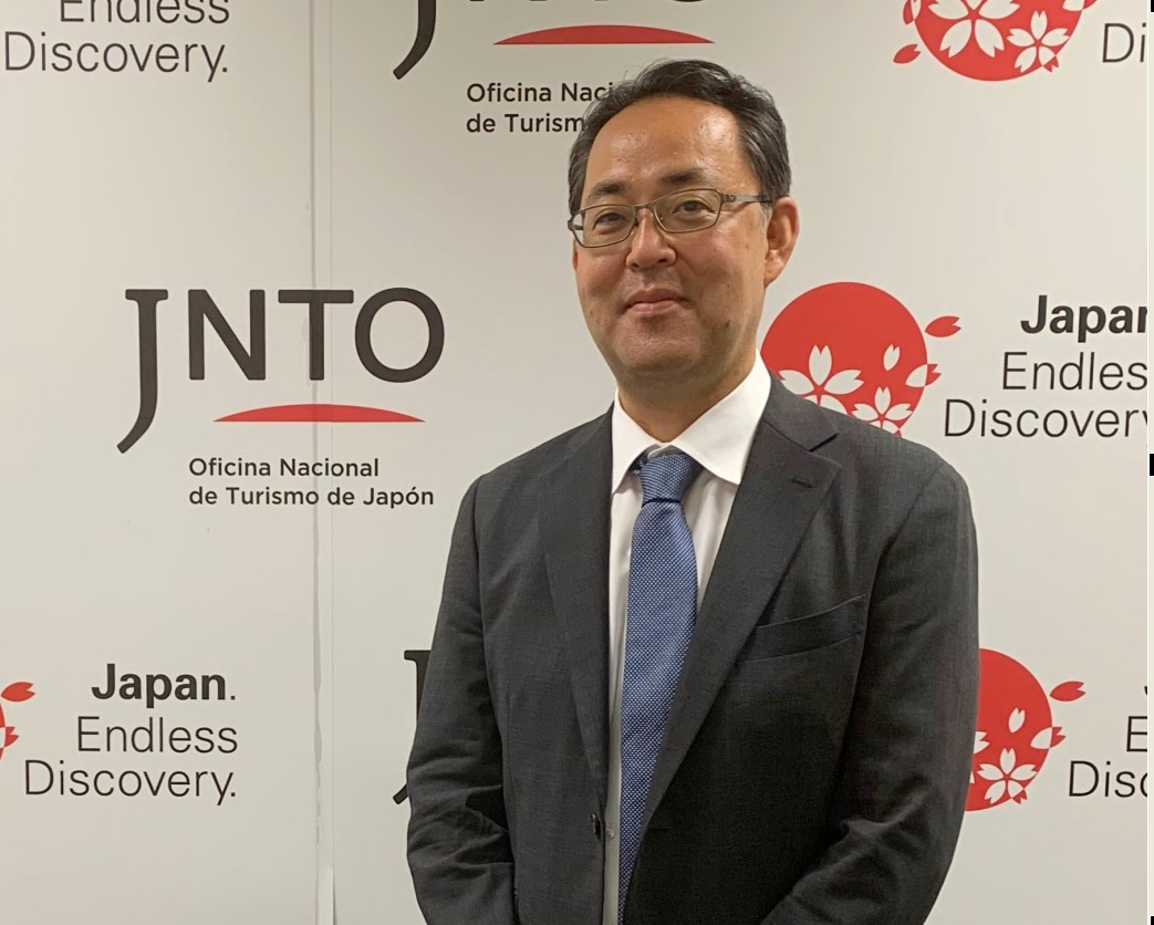 New director of the Japan Tourism Office in Spain