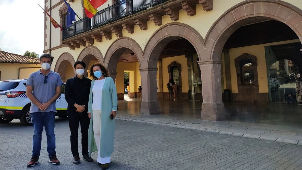 Comillas will be the national headquarters of Japanese art from October 15 to 31 //